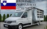 Eksponatų ir parodų įrangos pervežimas Lietuva – Slovėnija – Lietuva ! Antikvarinių daiktų gabenimas Lietuva – Slovėnija – Lietuva ; Parodų logistika