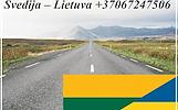 Eksponatų ir parodų įrangos pervežimas Lietuva – Švedija – Lietuva ! Antikvarinių daiktų gabenimas Lietuva – Švedija  – Lietuva ; Parodų logistika Lie
