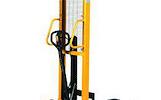 Elektriniai aukšto kėlimo vežimėliai