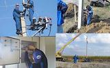 ELEKTROS instaliacija, remontas ir priežiūra profesionaliai. Rangovo aktas. Garantija