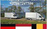 Express kroviniai +37067247506 Lietuva - Vokietija - Belgija -
