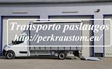 EXPRESS KROVINIŲ PERVEŽIMAS / ( EU - LT )