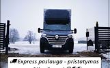 Express paslauga - pristatymas per 24h. + Europa!