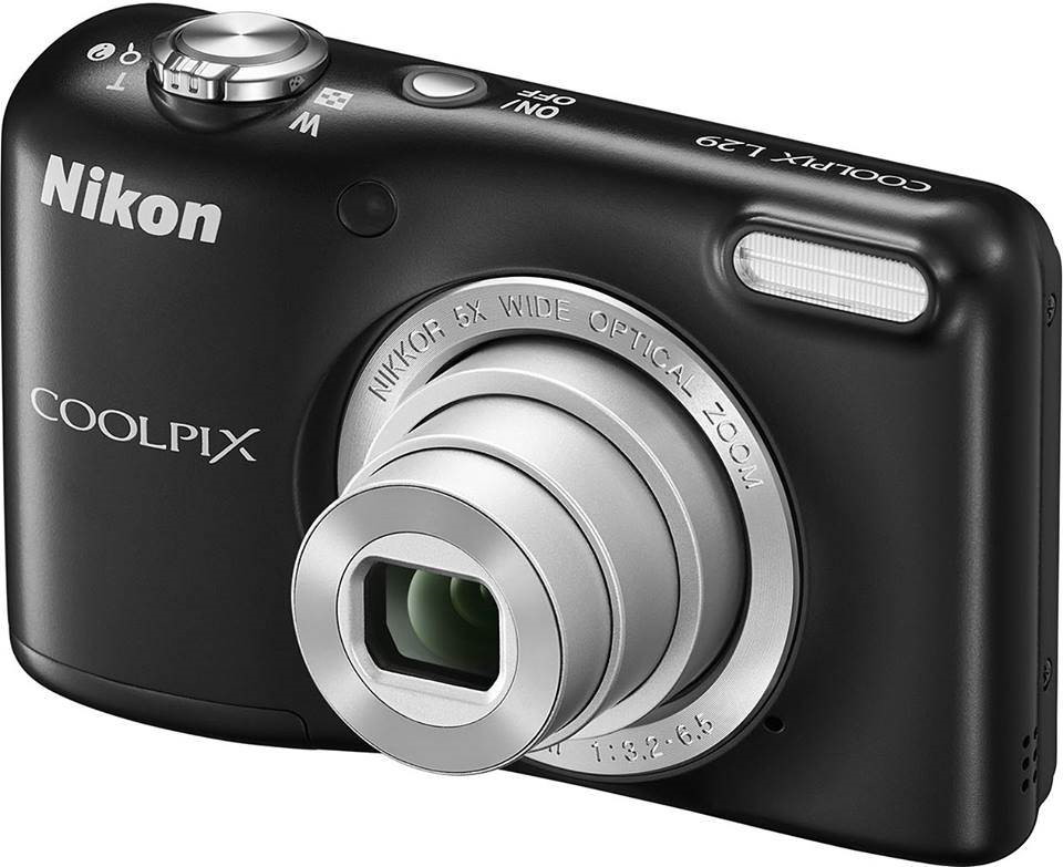 Fotoaparatas Nikon Coolpix L29