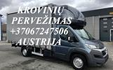 Gabename iš Austrijos  ir į Austriją. Pervežimas Pigus ir Greitas ! NUO SIUNTOS IKI NESTANDARTINIO KROVINIO , baldų ir krovinių. Tarptautiniai PERKRAU