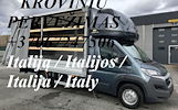 Gabename iš Italijos  ir į Italiją. Pervežimas Pigus ir Greitas ! NUO SIUNTOS IKI NESTANDARTINIO KROVINIO , baldų ir krovinių. Tarptautiniai PERKRAUST