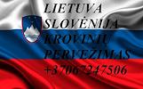 Gabename iš Slovėnijos ir į Slovėniją.
