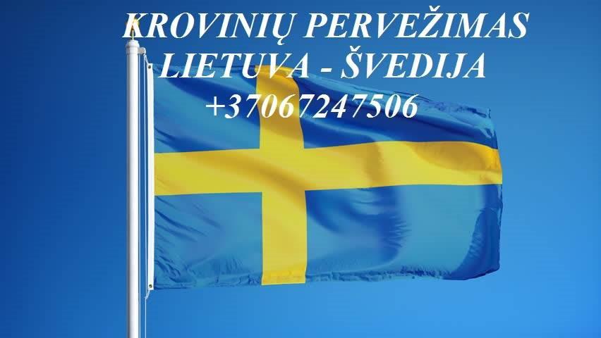 Gabename iš Švedijos  ir į Švediją
