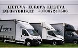 Gabename trapius krovinius, priimame unikaliausius užsakymus LIETUVA-EUROPA-LIETUVA +37067247506 EXPRES pervežimai Lietuva - Europa - Lietuva EXPRES K