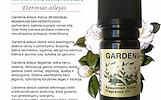 Gardenia eterinis aliejus – BioAroma Graikija