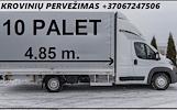 GREITAS KROVINIŲ PERVEŽIMAS - EXPRESS