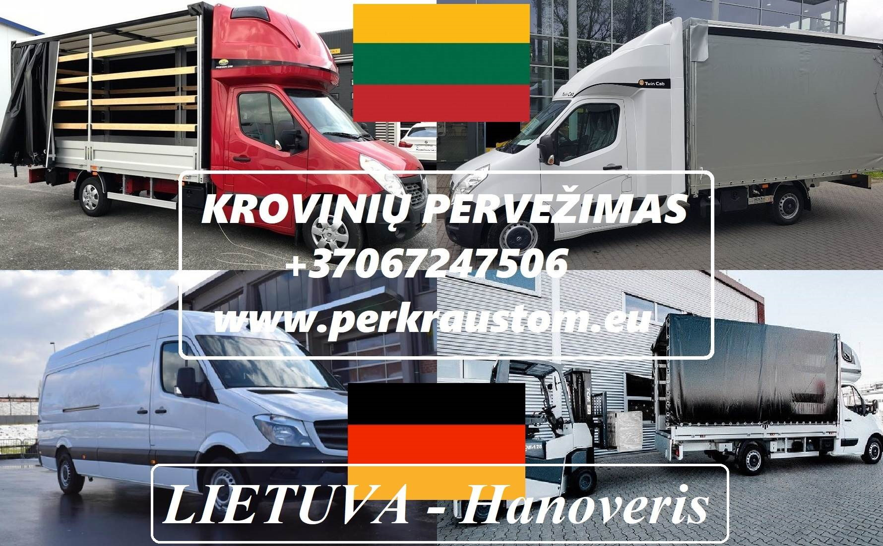 Hanoveris - Lietuva - Hannover !