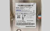 HDD 320 GB 7200 SATA su defektu