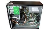HP COMPAQ 6200 NAUDOTAS STACIONARUS KOMPIUTERIS, 500GB, INTEL CORE I3 PROCESORIUS