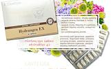 Hydrangea EX 30 kaps, hortenzijos šaknis – maisto papildas Santegra JAV – PIGIAU