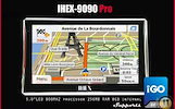 IHEX-9090 PRO NAUJOS KARTOS NAVIGACINĖ SISTEMA AUTOMOBILIAMS
