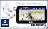 IHEX-9090 PRO NAVIGACINĖ SISTEMA