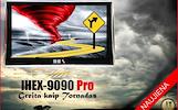 IHEX-9090 PRO TRUCK NAUJOS KARTOS NAVIGACINĖ SISTEMA Sunkvežimimams