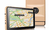 IHEX-HYBRID II navigacija + vaizdo registratorius