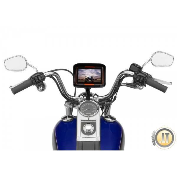 IHEX-MOTO Pro Navigacinė sistema motociklams bei lengviesiems automobiliams NAUJIENA