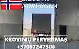 Įmonių ir gyventojų turto perkraustymas (perkraustymo paslaugos) Lietuva / Norvegija  / Lietuva / . Baldų pervežimas. Transporto paslaugos. Pervežimo,