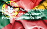 Įmonių ir gyventojų turto perkraustymas (perkraustymo paslaugos) Lietuva / Portugalija  / Lietuva / . Baldų pervežimas. Transporto paslaugos. Pervežim
