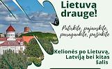Ingridatours.lt - pažintinės kelionės autobusu po Lietuvą, Latviją