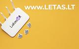 Internetas ir televizija Kretingoje www.letas.lt