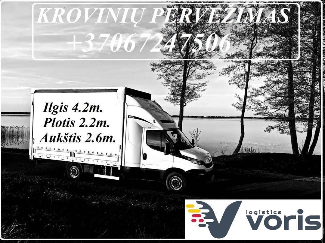 Įrangos pervežimai LIETUVA/EUROPA/LIETUVA +37067247506 Baldų pervežimai  LIETUVA/EUROPA/LIETUVA +37067247506 Perkraustymai gyventojų, įmonių  LIETUVA/