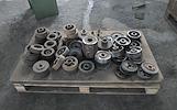 Įvairių medienos apdirbimo staklių dalių išpardavimas