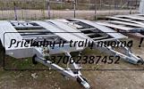 Ivairiu Priekabų Nuoma (MOTO,TRALIUKAI,PLATFORMOS) ! +37062387452 www.tralunuoma.lt  Platformų, Tralų ir Priekabų Nuoma ! +37062387452 www.tralunuoma.
