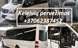 Keleivių pervežimas! * Vežame vestuves, mergvakarius, bernvakarius, krikštynas. * Ekskursijos po Lietuvą, Lenkiją, Latviją, Estiją. * Vykdome užsakymu