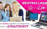 Kompiuterių Meistras Į Namus, Šiauliuose