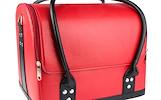 Kosmetinis lagaminas - rankinė