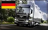 Kroviniai, gabenami šaldytuvinėmis puspriekabėmis. Vokietija – Lietuva  Termo transportu (šaldytuvais) gabenami produktai, reikalaujantys temperatūrin