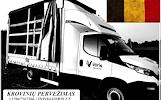 KROVINIAI - KROVINIŲ PERVEŽIMAS / GABENIMAS / PERKRAUSTYMAS  Lietuva -- Belgija -- Lietuva  Galime parvežti jūsų krovinius, baldus, buitine technika,