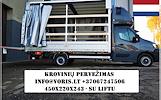KROVINIAI - KROVINIŲ PERVEŽIMAS / GABENIMAS / PERKRAUSTYMAS Lietuva -- Olandija -- Lietuva  Galime parvežti jūsų krovinius, baldus, buitine technika,