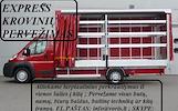 Kroviniai / Siuntos / Perkraustymas ! KLAIPĖDA Skubių (express) krovinių pervežimai / gabenimai. Siuntų pervežimas. ( Lietuva / Vokietija / Italija /