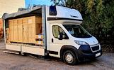 Kroviniu pervežimai iš/į Europos ir Lietuvoje