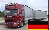 Krovinių Pervežimas autotraukiniais 120 m3 tūrio krovimo, 38 europadėklų (EP) Pilnų krovinių gabenimas ir Dalinių krovinių gabenimas Važiuojam iš Voki