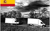 KROVINIŲ PERVEŽIMAS / GABENIMAS / PERKRAUSTYMAS  LIETUVA - ISPANIJA - LIETUVA  Galime parvežti jūsų krovinius, baldus, buitine technika, motociklus, k
