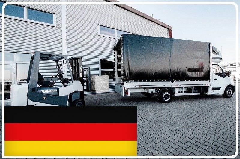 """Krovinių pervežimas iš ir į Vokietiją """"VORIS"""" savo klientams gali pasiūlyti itin patrauklias krovinių gabenimo ir pristatymo sąlygas į Vokietiją bei i"""
