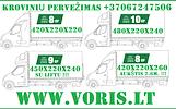 Krovinių pervežimas: iš VOKIETIJOS iš / į Belgijos iš / į Olandijos iš / į Danijos iš / į Austrijos iš Čekijos iš / į Lenkijos   Pilnų ir dalinių krov