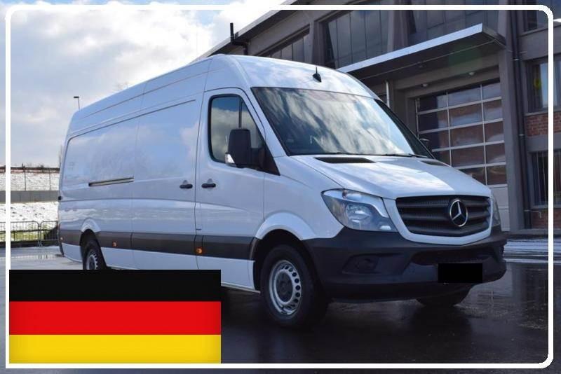 Krovinių Pervežimas kietašoniu mikroautobusiuku Lietuva – Vokietija – Lietuva  ! Telpa 6 euro paletės iki 1200kg. DE – LT – DE – LT  Vežame krovinius,