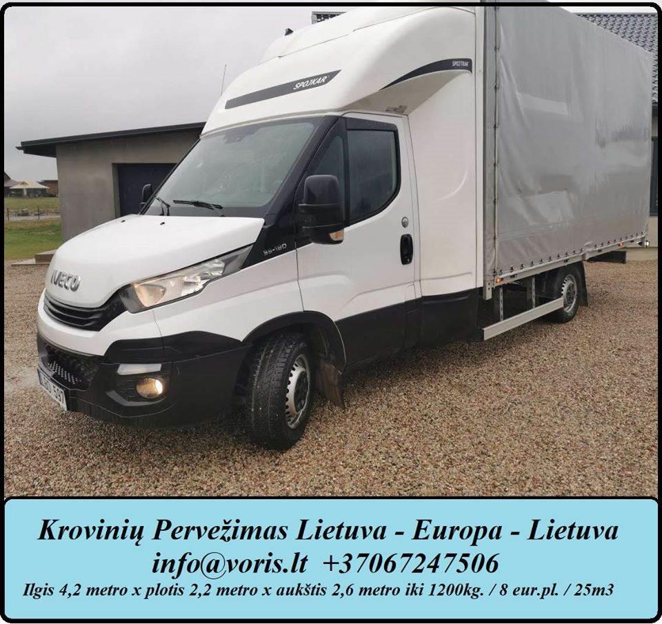 Krovinių pervežimas Lietuvoje,Latvija,Estija ir visoje EUROPOJE - perkraustymo paslaugos +37067247506 EKSPRES KROVINIU PERVEZIMAI +37067247506 Ekspres