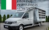 Krovinių pervežimas -- PERKRAUSTYMAS -- Italija -- Lietuva   Galime parvežti jūsų krovinius, baldus, buitine technika, motociklus, kubilus, pirtis, įr