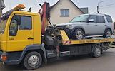 Krovinių pervežimas, techninė pagalba