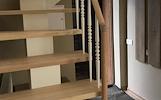 Laiptai i palepe Laiptų turėklai Moduliniai laiptai Sukti laiptai