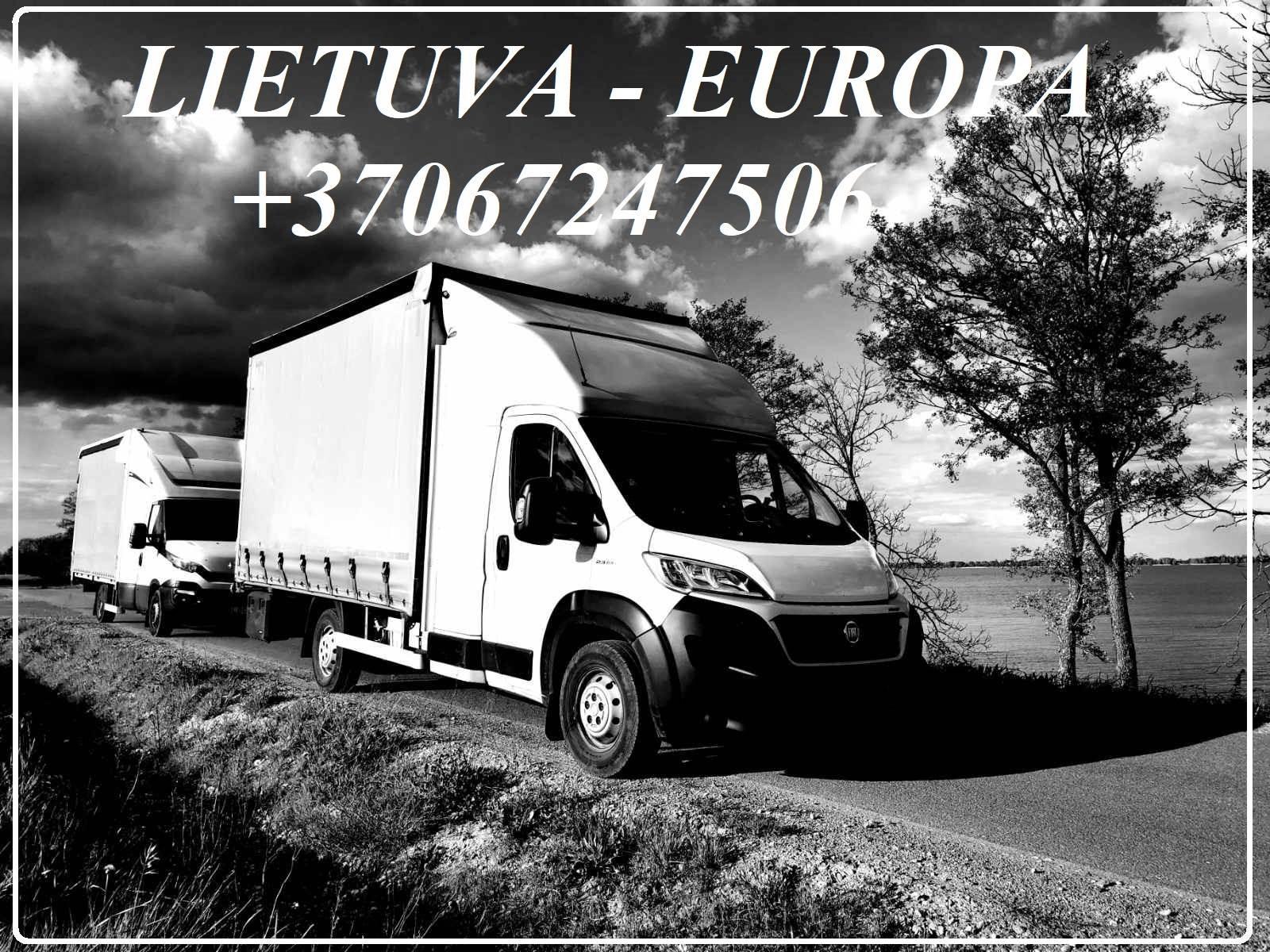 Lietuva - Ariogala - Vokietija - Lietuva !