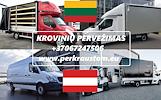 LIETUVA -- AUSTRIJA -- LIETUVA // KROVINIU GABENIMAS / PERKRAUSTYMAS / PERVEZIMAS Galime parvežti jūsų krovinius, baldus, buitine technika, motociklus